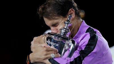Nadal gewinnt US Open in fünf Sätzen gegen Medwedew