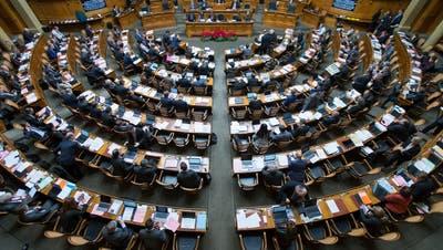 135 Personen aus dem Kanton Thurgau wollen einen Nationalratssitz ergattern, nur sechs sind zu vergeben. (Bild: Peter Klaunzer/Keystone)