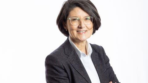 Suzanne Erb, Fachärztin für Kinder- und Jugendpsychiatrie. (Bild:PD)