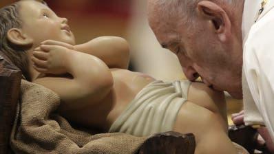 Papst: Gewalt an Frauen ist «Schändung Gottes»