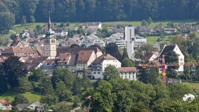 Die Stadt Bischofszell hat die Funktion eines regionalen Zentrums. (Bild: Donato Caspari)