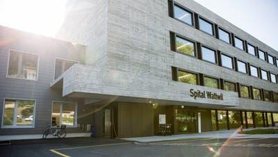 Soll geschlossen werden: das Spital Wattwil. (Mareycke Frehner)