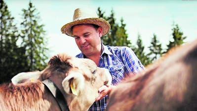 Marcel Dettling (38), Landwirt und SVP-Nationalrat von Oberiberg (SZ). (zvg)