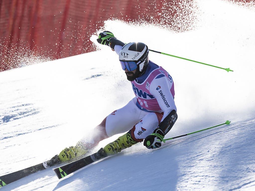 Der überraschende Daniele Sette war zweitbester Schweizer