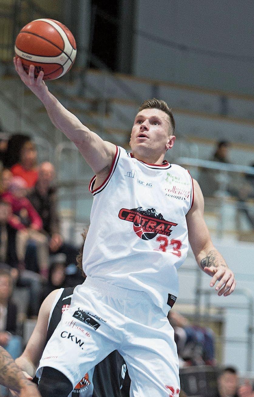 ... der Verein Swiss Central Basket ...