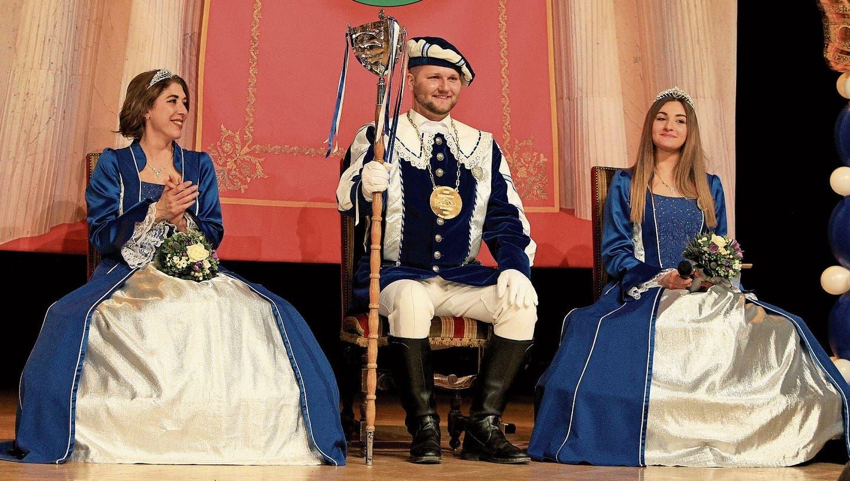 Prinz Gregor I. lässt die Rekorde purzeln
