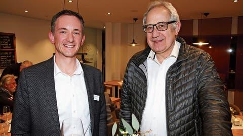 Trotz Anzeichen einer sich eintrübenden Konjunktur: Der Optimismus überwiegt beim Oberuzwiler Gewerbe