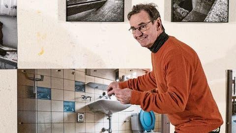 Ausstellung im «Dogo – Residenz für neue Kunst»: Besucher sind gleichzeitigMotelgäste