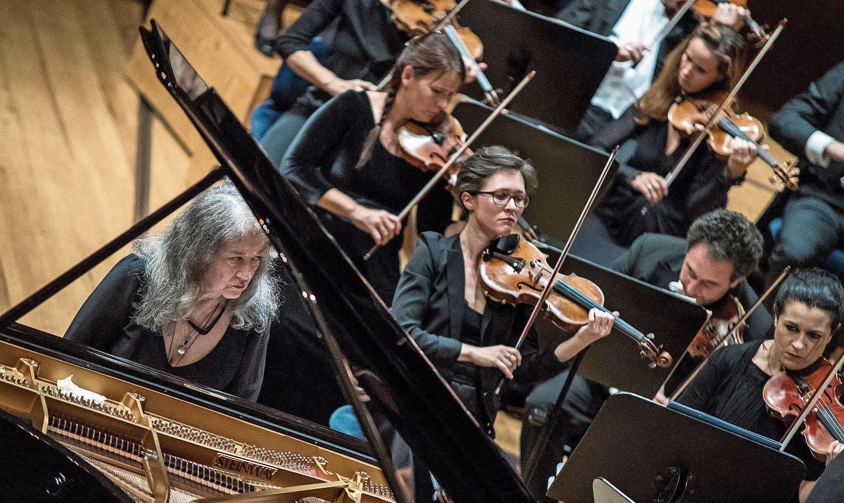 Haben erfolgreiche Crowdfundings hinter sich: das Sinfonieorchester Luzern...