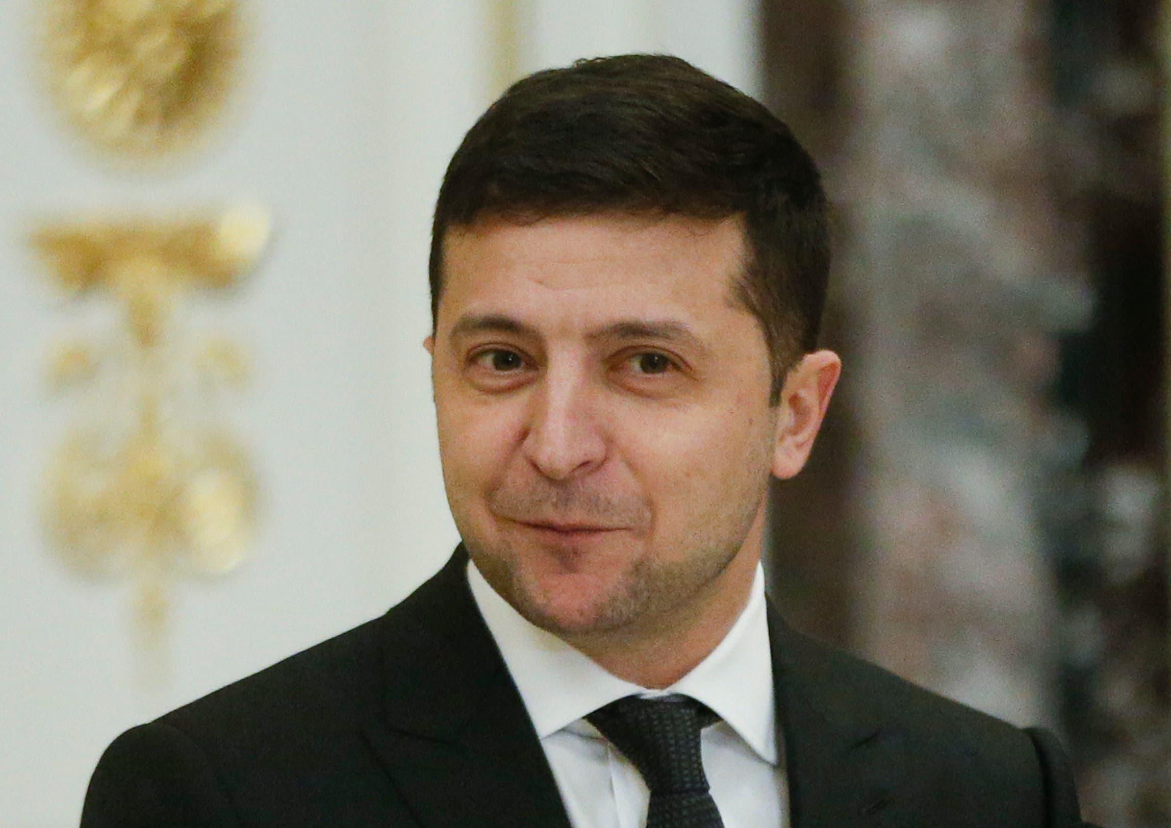 Wolodimir Selenski, Präsident Ukraine