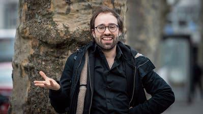 «Auf der Bühne versuche ich, selber der Idiot zu sein»: Kabarettist Jan Rutishauser hat ein neues Soloprogramm erarbeitet