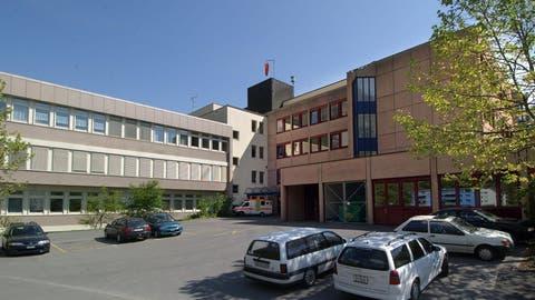Die Geburtshilfe im Spital Walenstadt soll nun bereits im Februar 2020 geschlossen werden. ((Bild: Schiess Hanspeter))