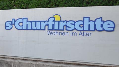Das Alterszentrum Churfirsten in Nesslau hat sein Café zum Schutz der eigenen Bewohner vorübergehend geschlossen. (Bild: Sabine Camedda)
