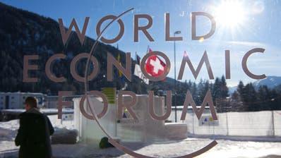 Das Weltwirtschaftsforum (WEF) hält sein 50. Jahrestreffen in Davos ab. Erwartet wird viel Politprominenz - wie etwa US-Präsident Donald Trump. (Archivbild: Laurent Gillieron/Key)