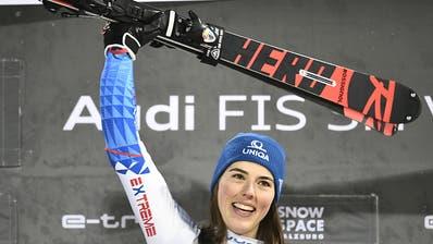 Vlhova bleibt Ski-Prinzessin von Flachau - Holdener knapp Vierte