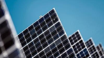 Solarenergie wie hier auf demMont-Soleil ist eine Schlüsseltechnologie für die Energiewende.