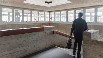 Was bedeutet der Fall Stach für die HSG? Kantonsrat Dominik Gemperli befürchtet einen Imageschaden. ((Bild: Lisa Jenny))