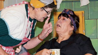 Gülle aus Verzweiflung: Die Seniorenbühne Frauenfeld startet humorvoll in die Saison