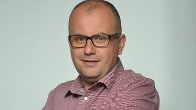 «Wichtig ist, dass mich die Leute in diesem Wahlkampf kennen lernen.» Zlatan Subasic kandidiert für die St.Galler Regierung. (Bild:PD)