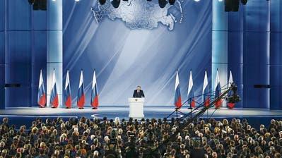 Wieso Russlands Regierung abgetreten ist