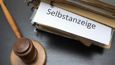 Die Zahl der straflosen Selbstanzeigen ist im Kanton St.Gallen deutlich zurückgegangen. (Fotolia)