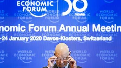 Klimaaktivisten wollen bis nach Davos wandern