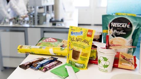 Nestlé will knapp 2 Milliarden in Reduktion von Neuplastik stecken