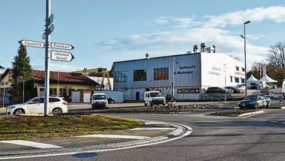 Coop baut Tankstelle in Gloten