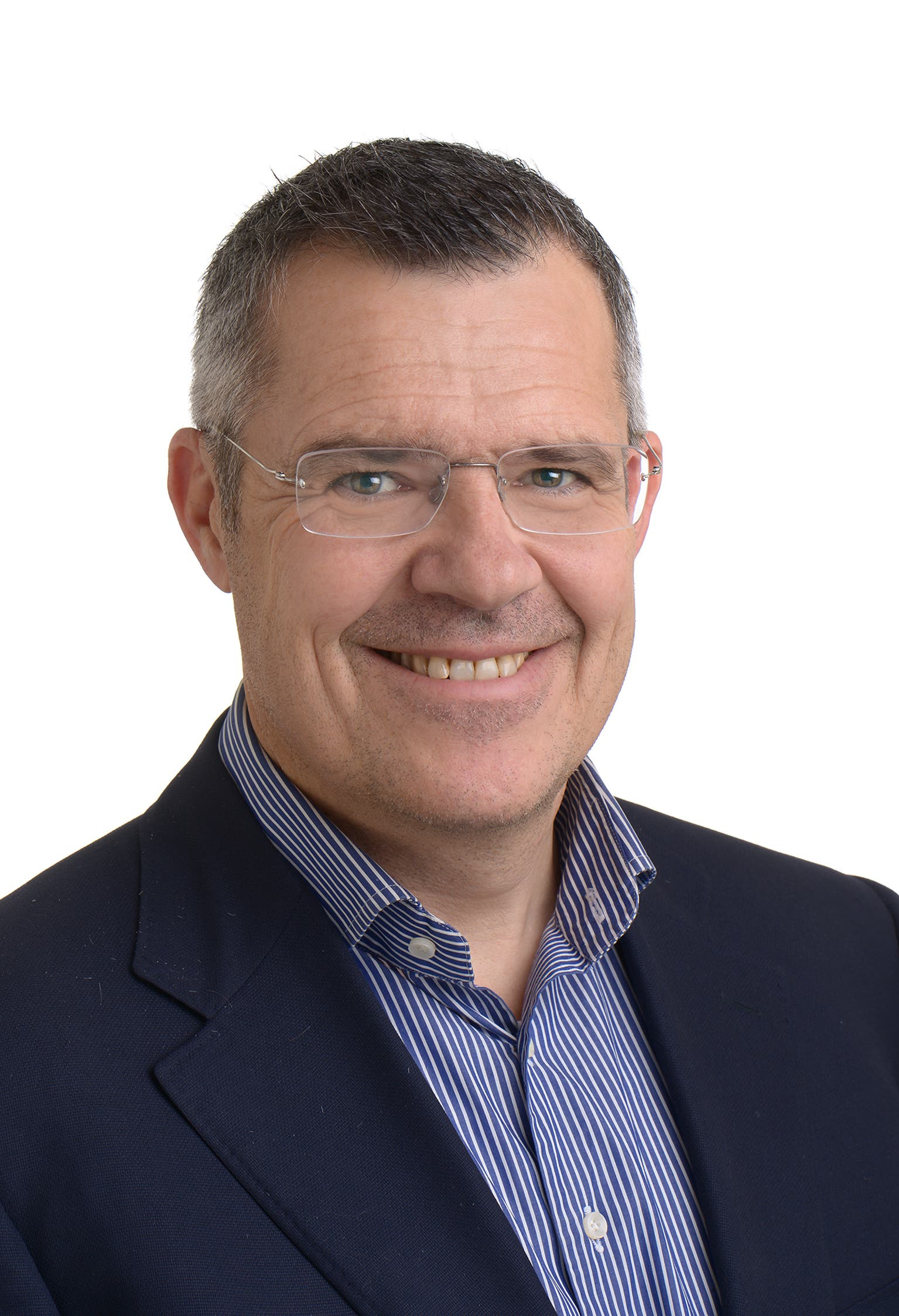 Kandidiert als neuer Finanzvorsteher: Marcel Hurschler (52), Mitglieder der Geschäftsleitung der Luzerner Kantonalbank und CVP-Ortsparteipräsident.