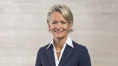 Andrea Gmür ist neue Fraktionspräsidentin der CVP. (Bild: Keystone)