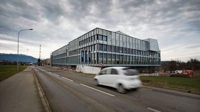 Beim OYM («On your marks = auf die Plätze») an der Knonauerstrasse in Cham ist der Innenausbau bereits im vollen Gange.