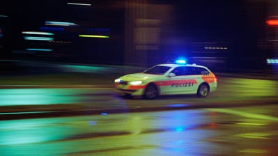 Im Jahr 2018 hat ein Mann in Jonschwil eine Frau angefahren und dabei tödlich verletzt. (Symbolbild: Raphael Rohner)