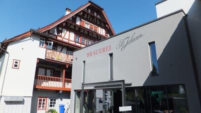 Die Brauerei St.Johann ist in Neu St.Johann angesiedelt. (Bild: PD)