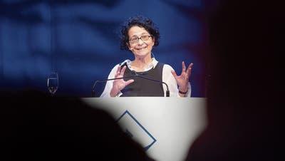 Kein Bild mehr, «wie ein typischer Schweizer aussieht»: Isolde Charim.