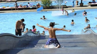 Nach einer Analyse hat die Badigenossenschaft entschieden, das Restaurant Sonnenrain zu schliessen. (Ralph Ribi (18. August 2012))