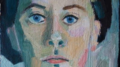 Charlotte Kluge-Fülschers Selbstbildnis stammt von 1956. ((Bild: PD/Thurgauer Kunstmuseum))