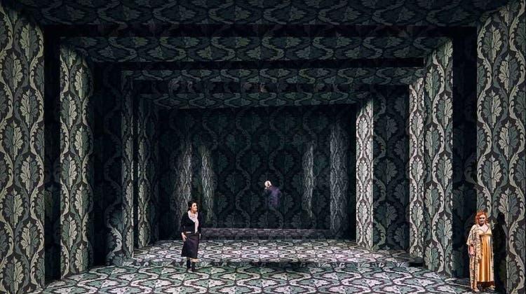 Mozarts «Le Nozze di Figaro» in Basel: Tiefe Bühne, tiefe Gefühle, aber nur wenig Komödie
