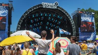 Im Konzertmarkt kündigt sich eine grosse Verschiebung an. (Bild: Michel Canonica)
