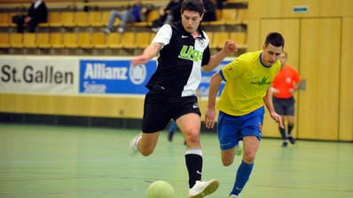 Nationalspieler Fabian Schär (links) nahm einst mit Wils U20-Auswahl am Regiomasters teil. (Urs Jaudas)