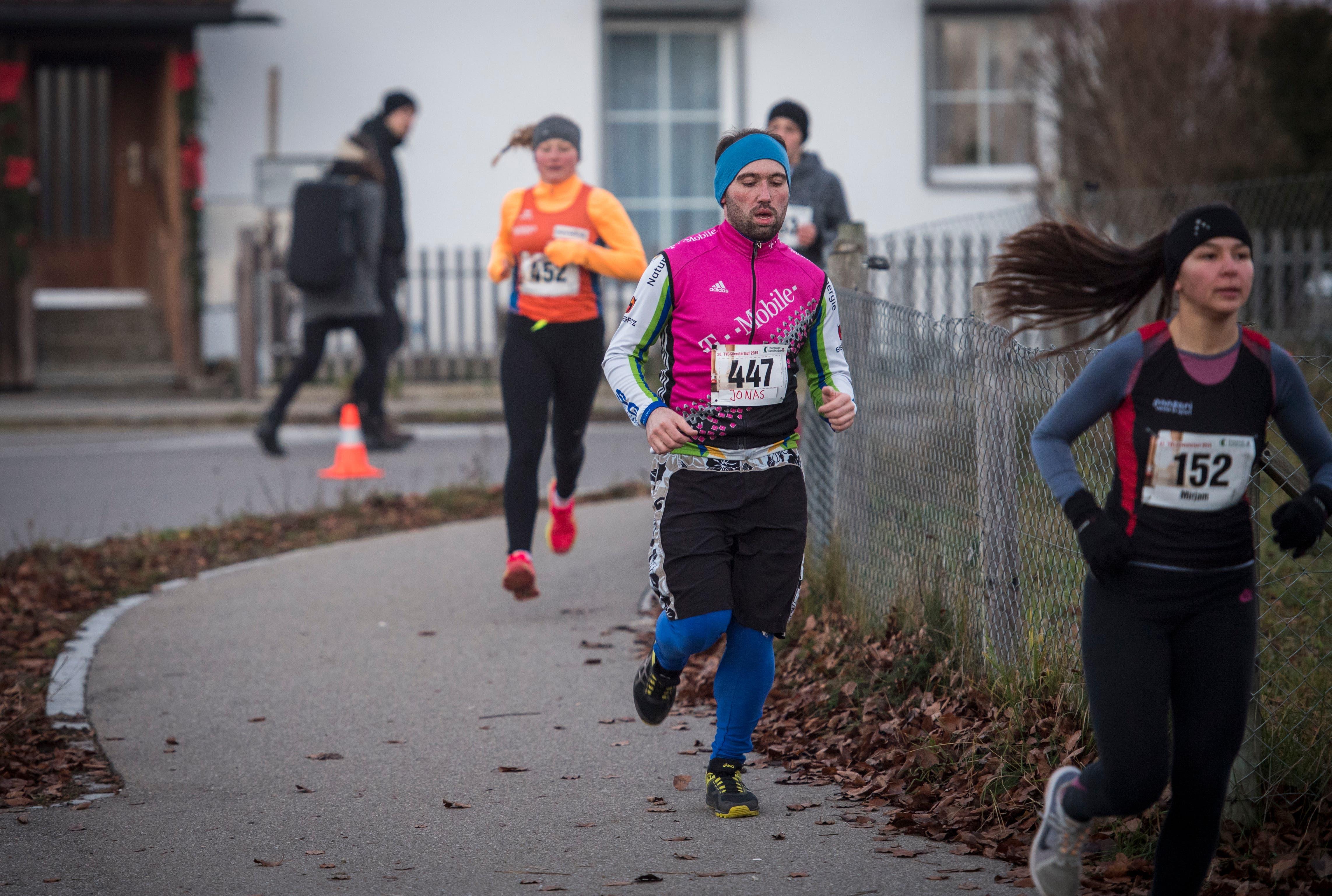 Eschlikon TG - Silvesterlauf 2019 in Eschlikon.