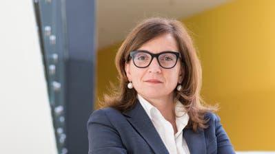 Philomena Colatrella ist die Chefin der Krankenversicherung CSS. Die 51-Jährige hat Rechtswissenschaften studiert und lebt in Luzern. (Bild: Alex Spichale)