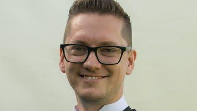 Der 33-jährige Thomas Aldrianist neuer Präsident von Appowila - und vernarrt in Schottland. (Daniel Sennhauser)