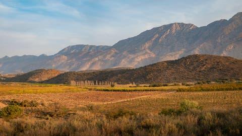 Die Namiba Wüste