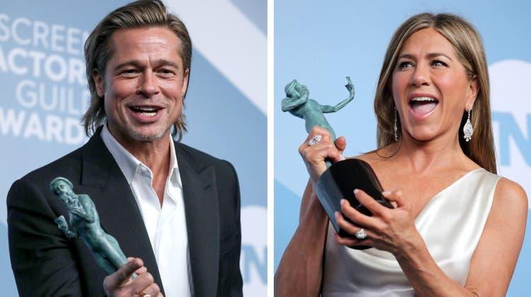 Was läuft da zwischen Brad Pitt und Jennifer Aniston? ++ Die neue Freundin von Til Schweiger ist zwei Jahre älter als seine Tochter ++ Giftspinnen-Alarm im Dschungelcamp