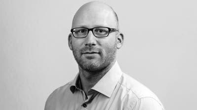 Sebastian Keller, Redaktor «Thurgauer Zeitung». ((Bild: Reto Martin))