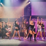 Das Musical «Rock of Ages» zog besonders viele junge Besucher ins Le Théâtre nach Emmen. (Bilder: PD/Ingo Höhn)