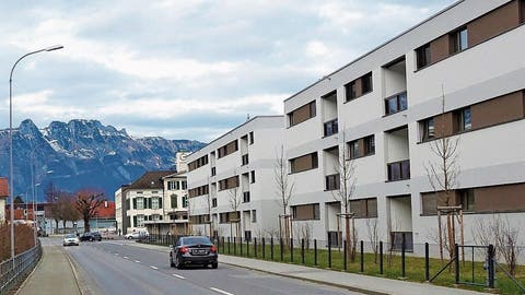 Bevölkerung in der Region Werdenberg ist innert zehn Jahren um zwölf Prozent angewachsen