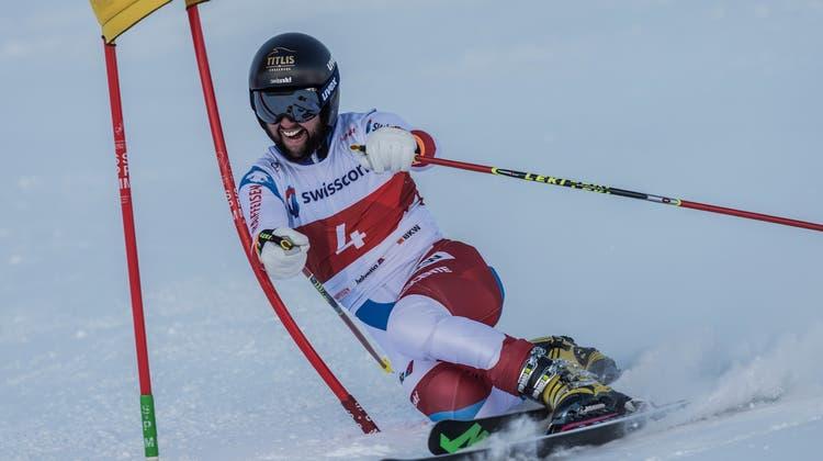 Der Engelberger Stefan Matter peilt den Sieg im Gesamtweltcup an