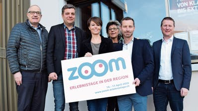 Betriebe öffnen ihre Türen für Primarschüler: Drei Gewerbevereine der Region haben die Erlebnistage «Zoom» organisiert