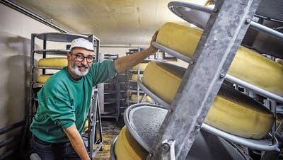 Schluss nach 105 Jahren: Der Fischinger «Chäs-Egge» gibt die Produktion des Emmentalers auf